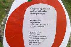 Le Jardin de poèmes